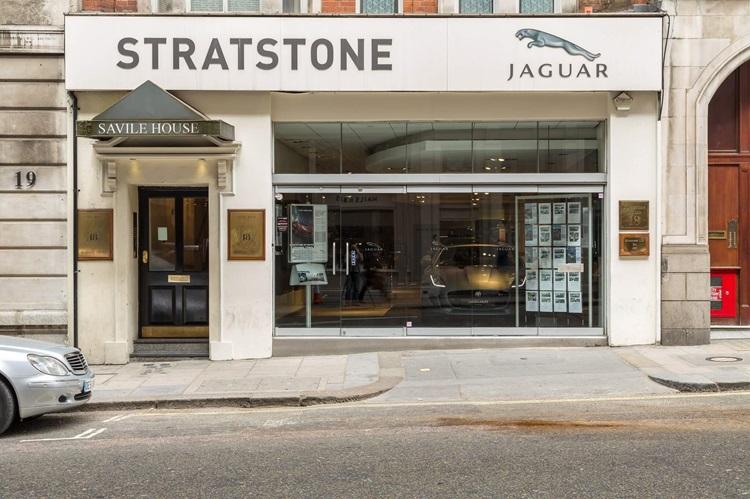 stratstone of mayfair jaguar