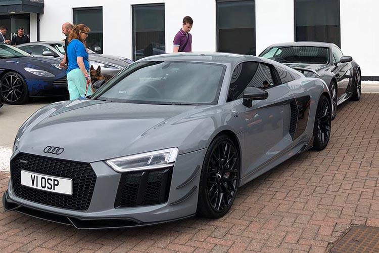 Nardi Audi R8