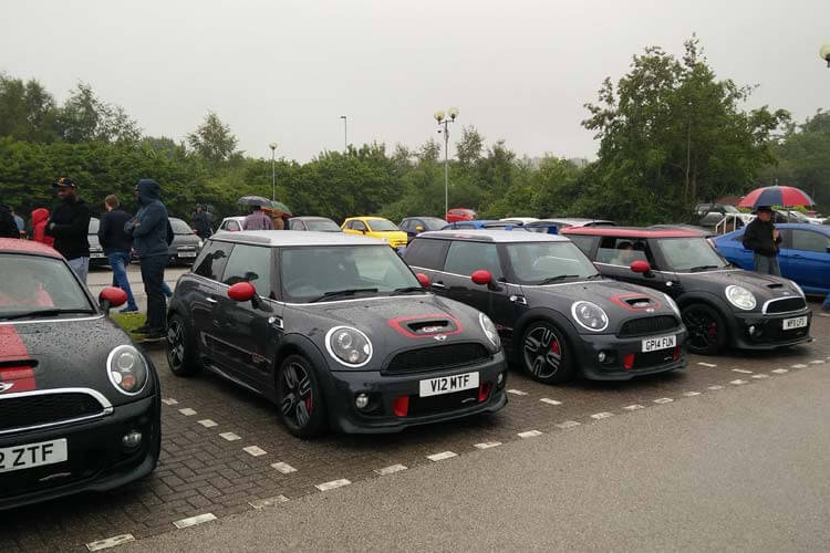 mini car club nottingham