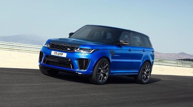 new range rover sport performance