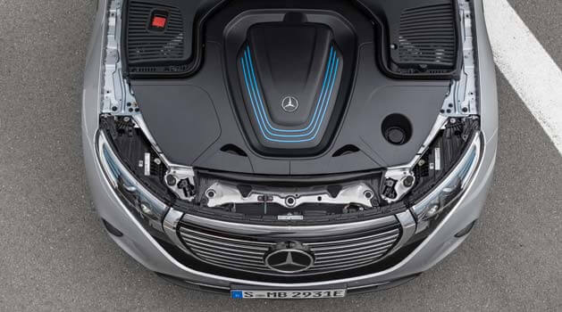 mercedes-benz eqc performance