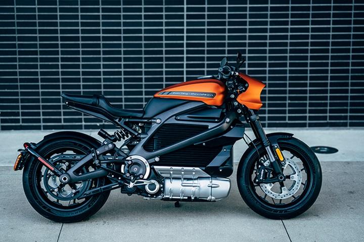 harley davidson electric motorbike