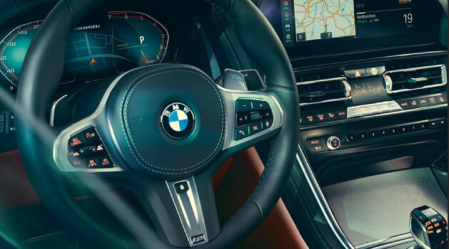 bmw 8 series coupe steering wheel