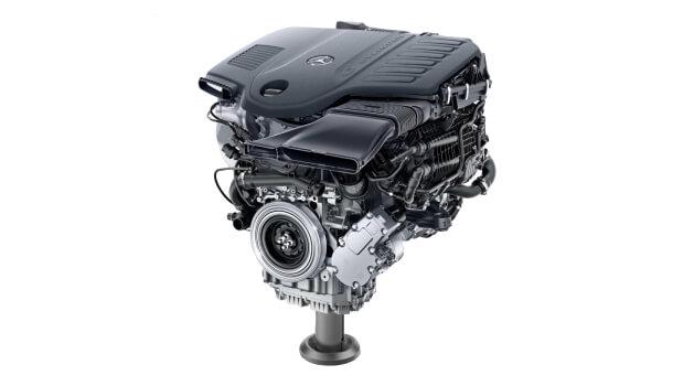 mercedes-benz gle engine