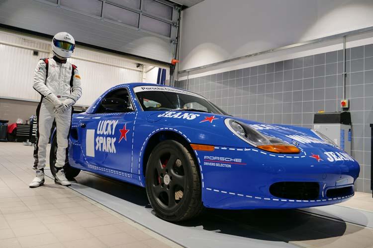 Porsche Centre Bolton Wallys Jeans Boxster