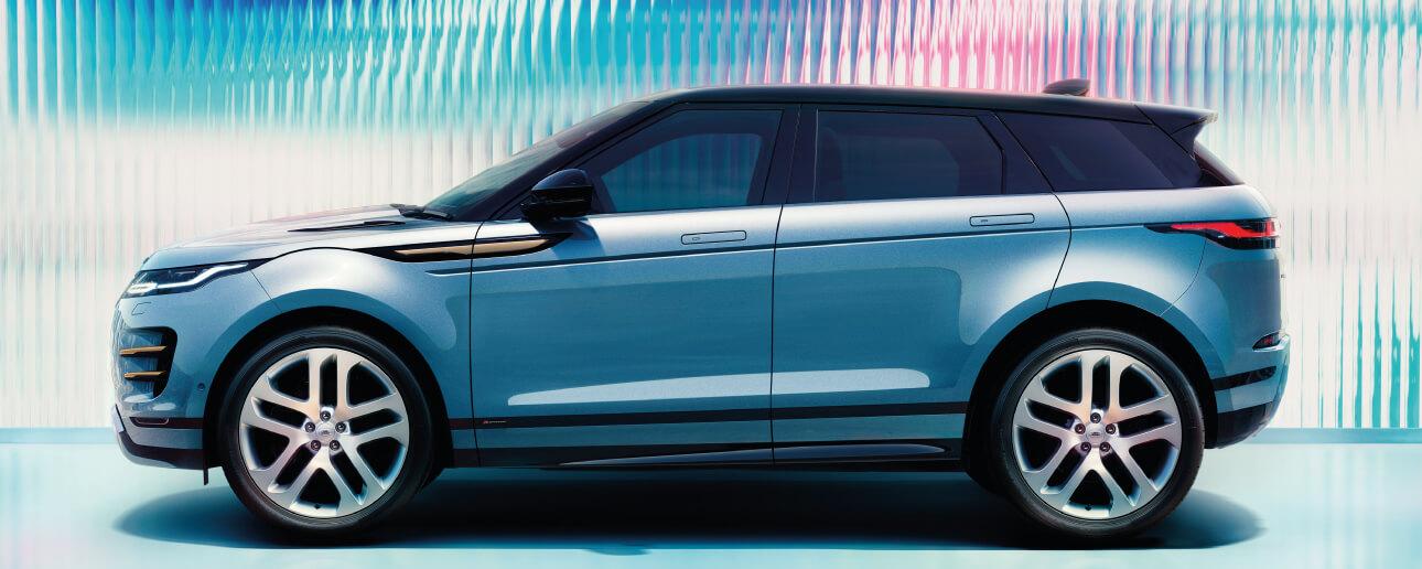 range rover evoque 2019 model