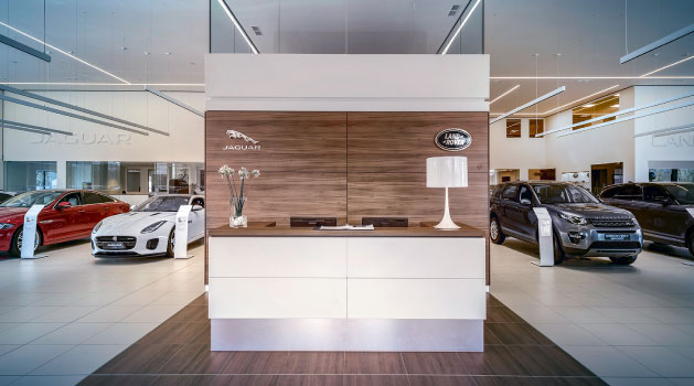 stratstone jaguar land rover newcastle