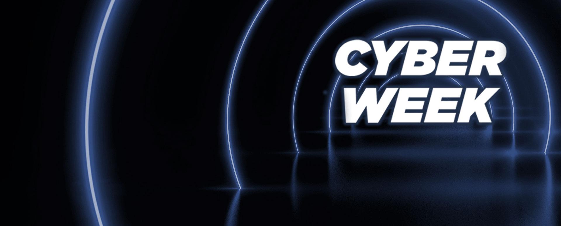 Cyber Week: Special Offer
