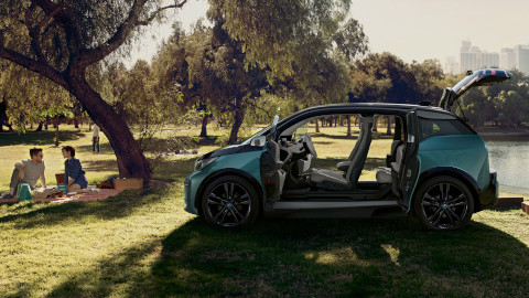 BMW i3 Environment