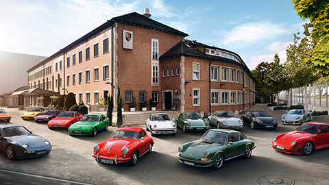 Porsche Used Cars