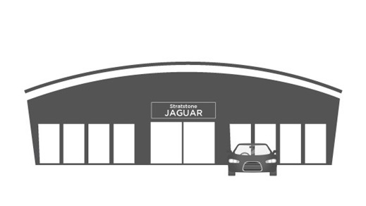 Jaguar dealership.
