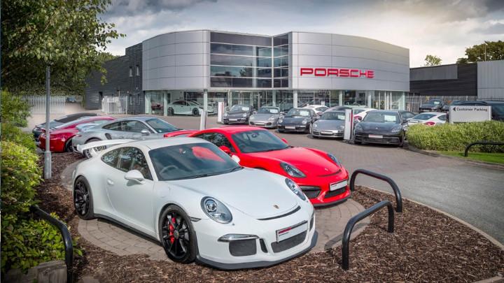 Porsche Sutton Coldfield