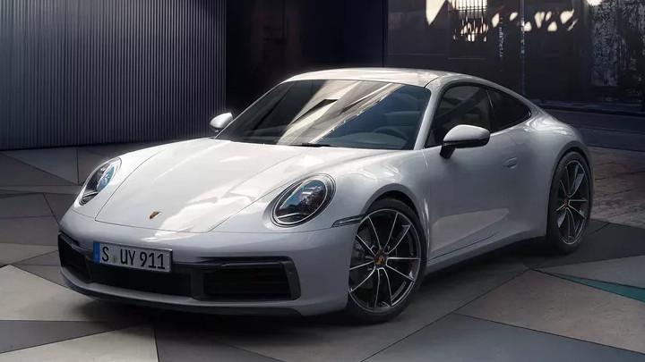 Porsche 911 Exterior, Front