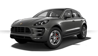 Grey Porsche Macan