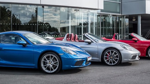 Approved Used Porsche
