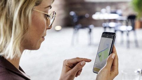 smart Phone Navigation