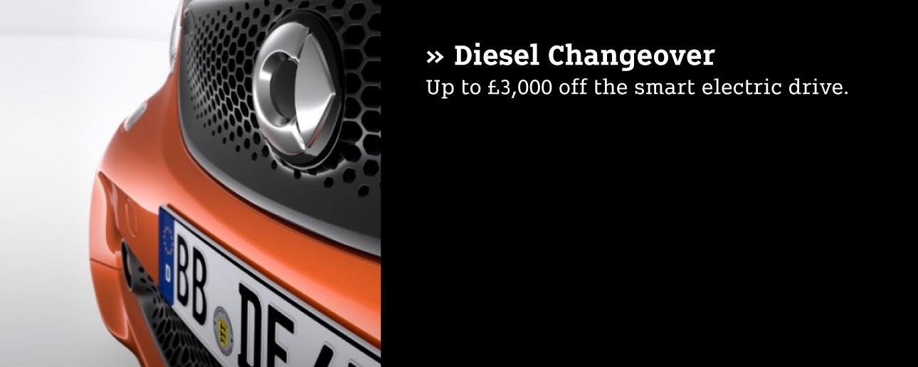 diesel changeover carousel
