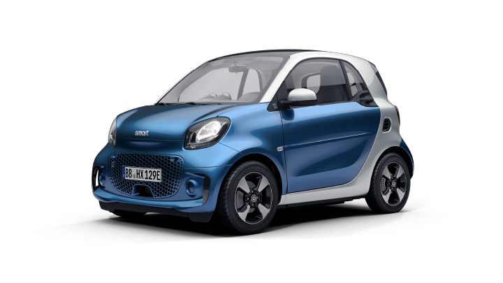 new smart fortwo passion advanced