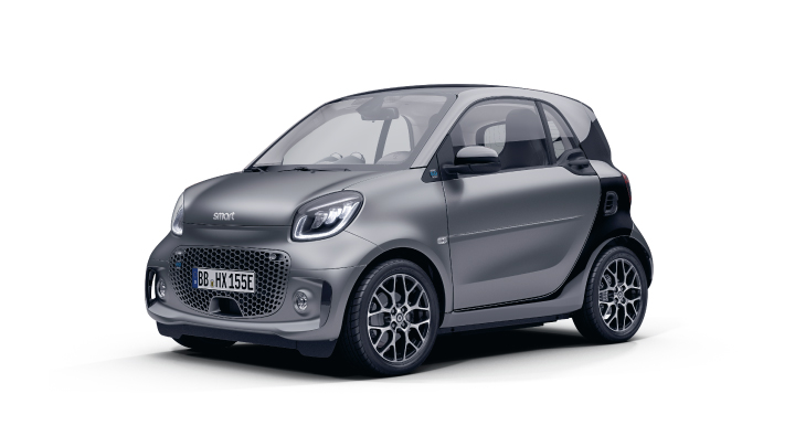 new smart fortwo prime exclusive