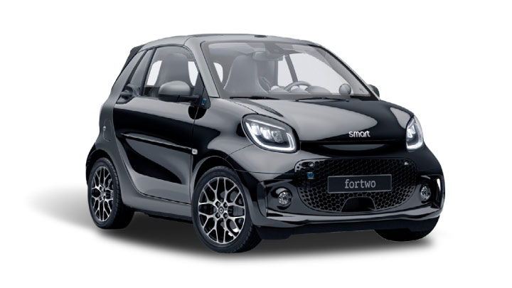 smart fortwo exclusive