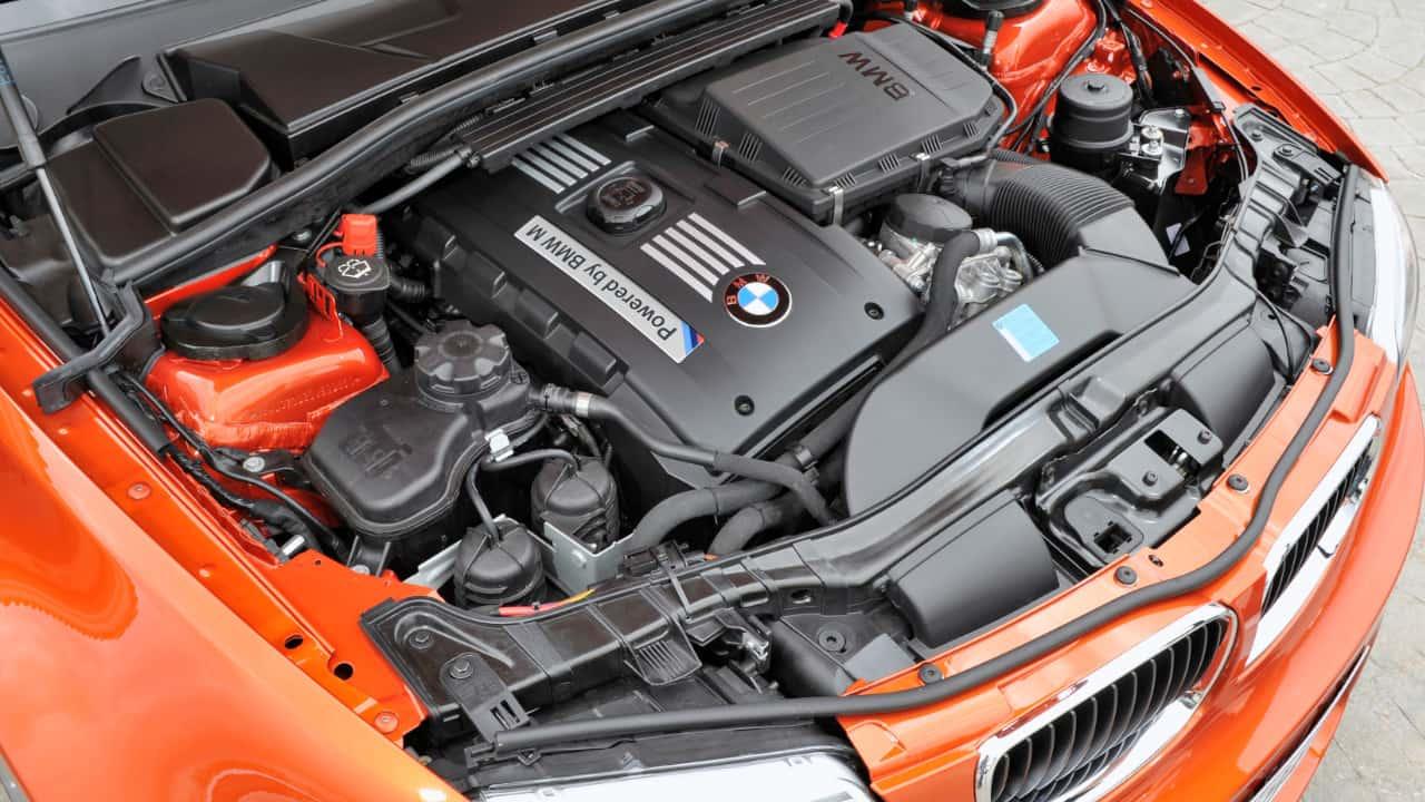BMW 1M Engine