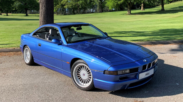 bmw 8 series e31 coupe