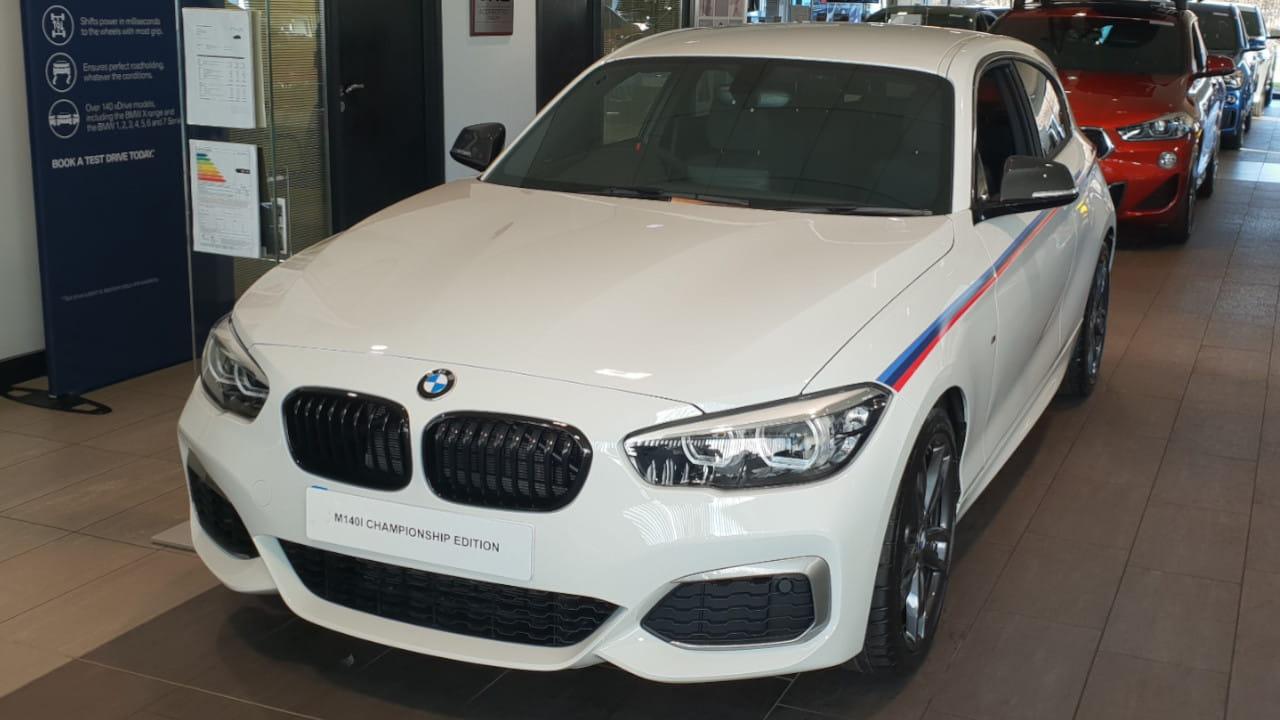 BMW M140i Championship Edition Blog