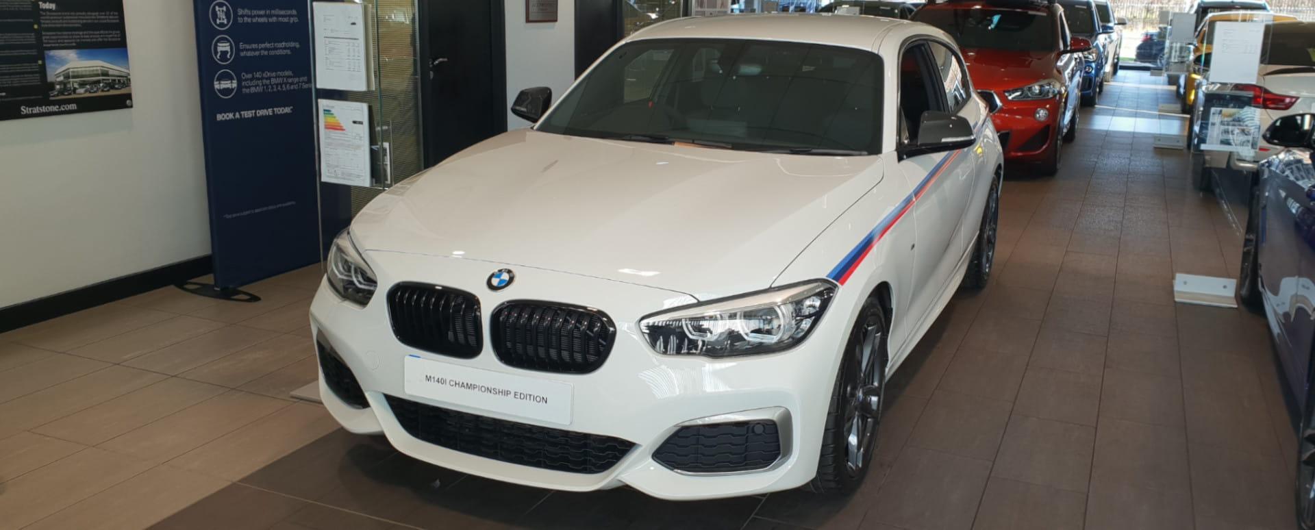 BMW M140i Championship Edition Large