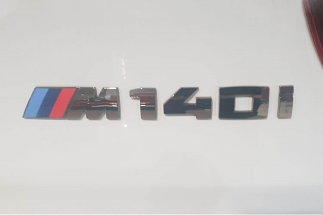 bmw m140i logo