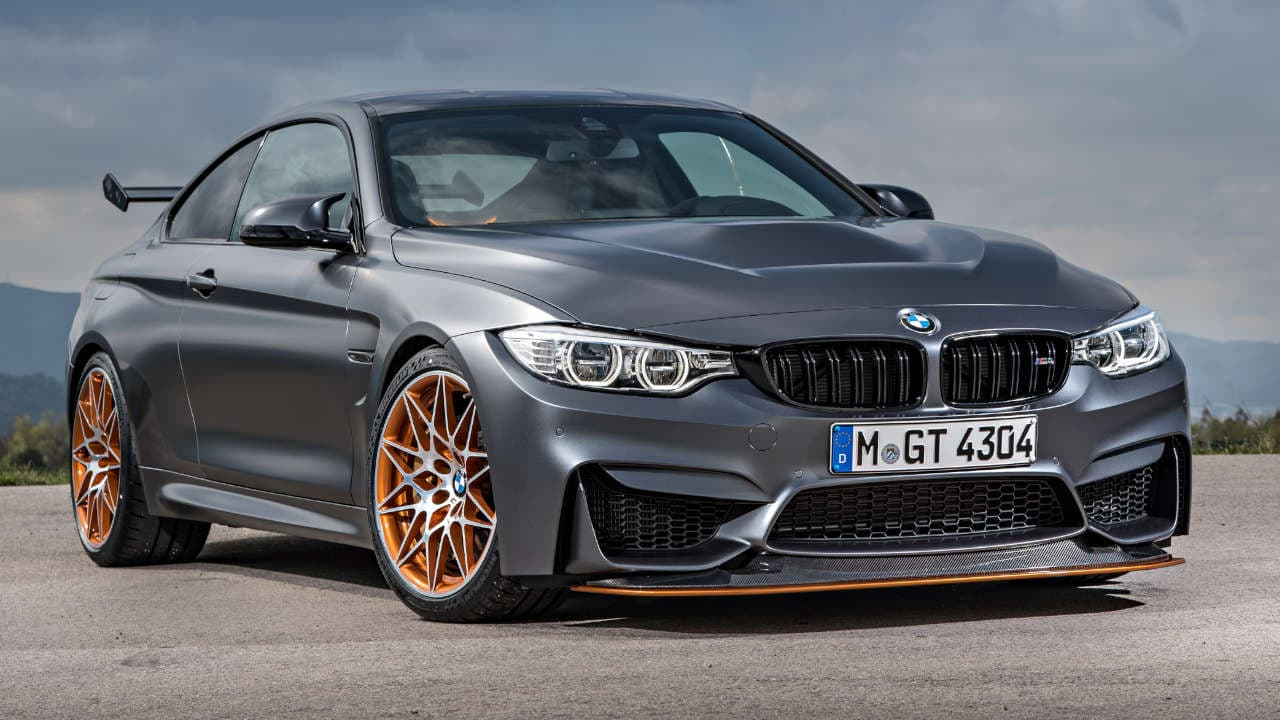 M4 GTS Front