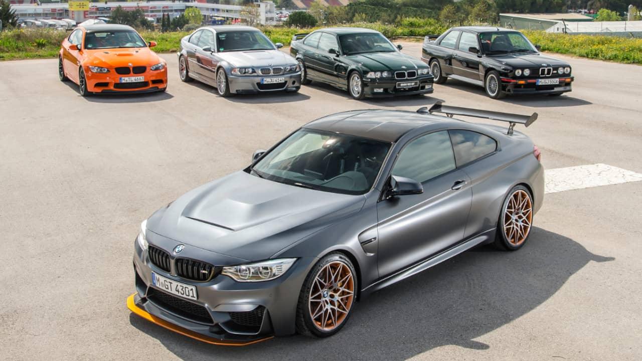 M4 GTS Plus Family