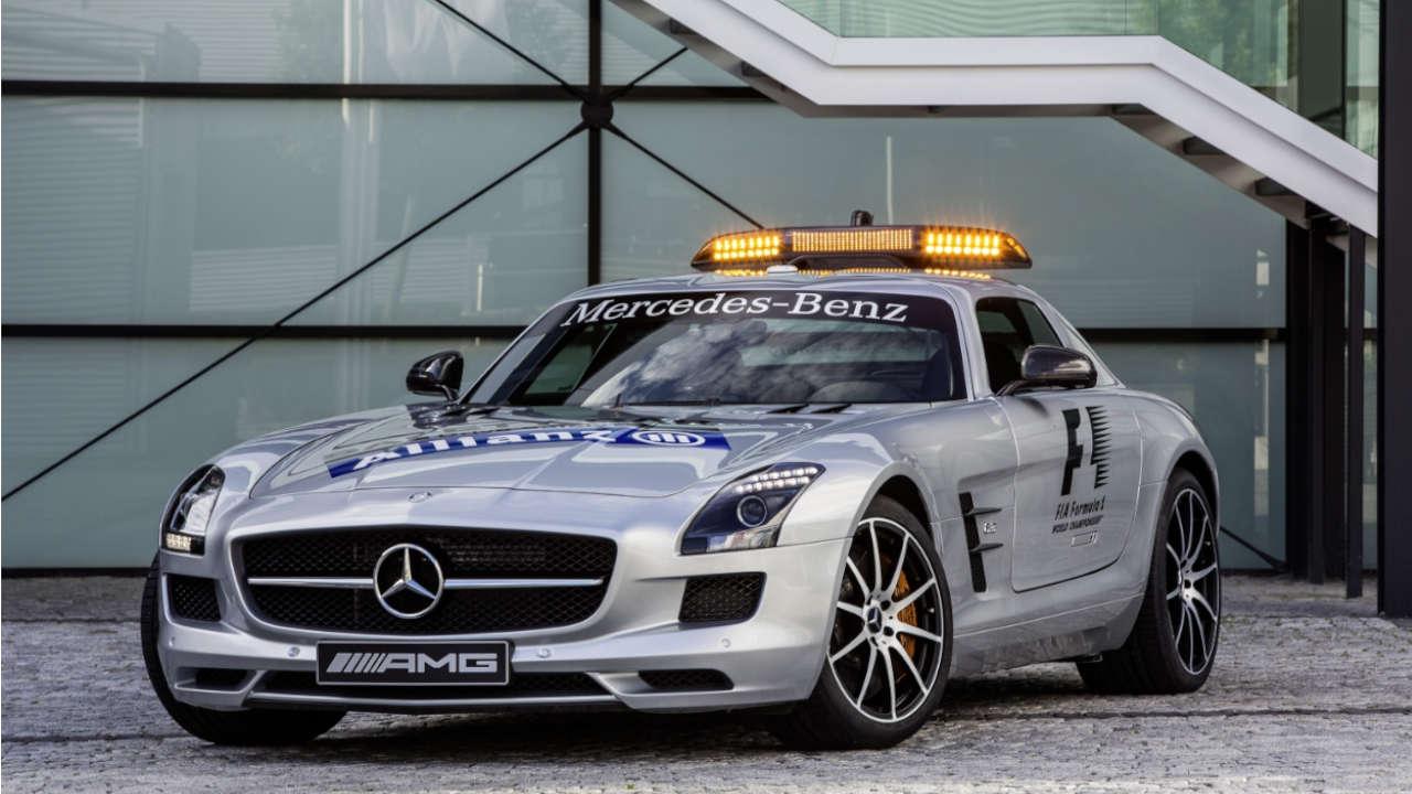 Mercedes-AMG SLS F1 Large