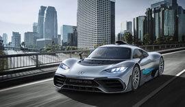 top hybrid cars at dubai motor show