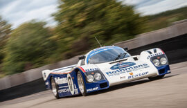 top cars at le mans classic