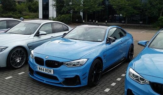bmw car meets