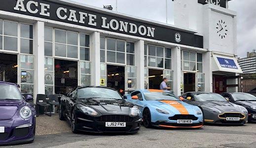 car meets in london