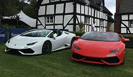 supercar fest at shelsley walsh