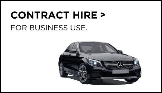 Mercedes-Benz Contract Hire