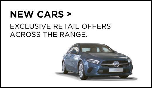 Mercedes-Benz New Cars
