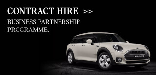 White MINI Contract Hire