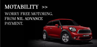 Red Paceman Motability