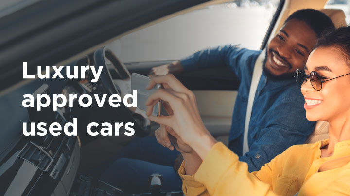 Luxury Approved Used Cars