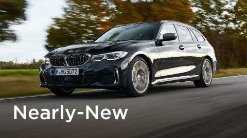 Nearly-New Cars